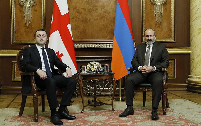Gharibashvili-Pashinyan