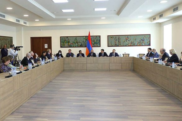 Mirzoyan-EU Ministers