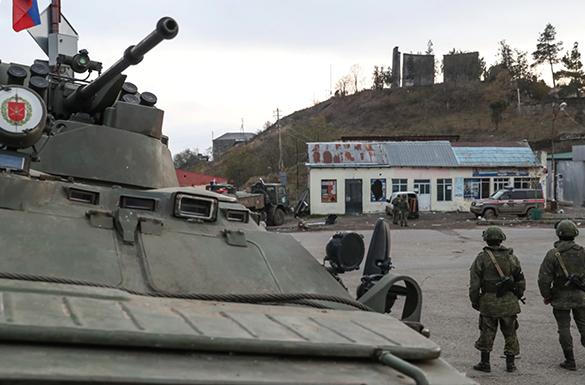 Russian-Peacekeeprs Artsakh