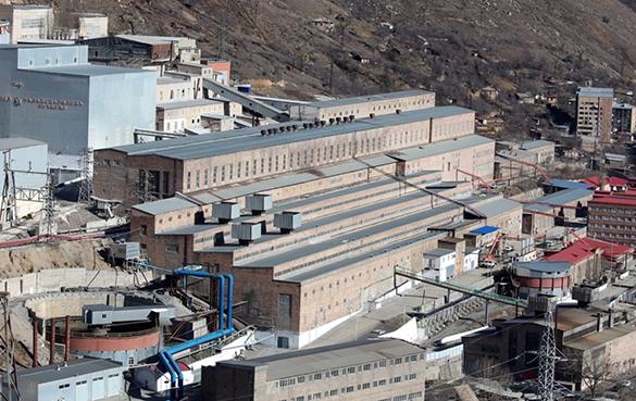 Zangezour Copper-Mine
