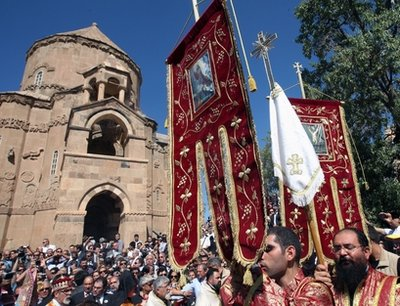 Turkey Armenian Church