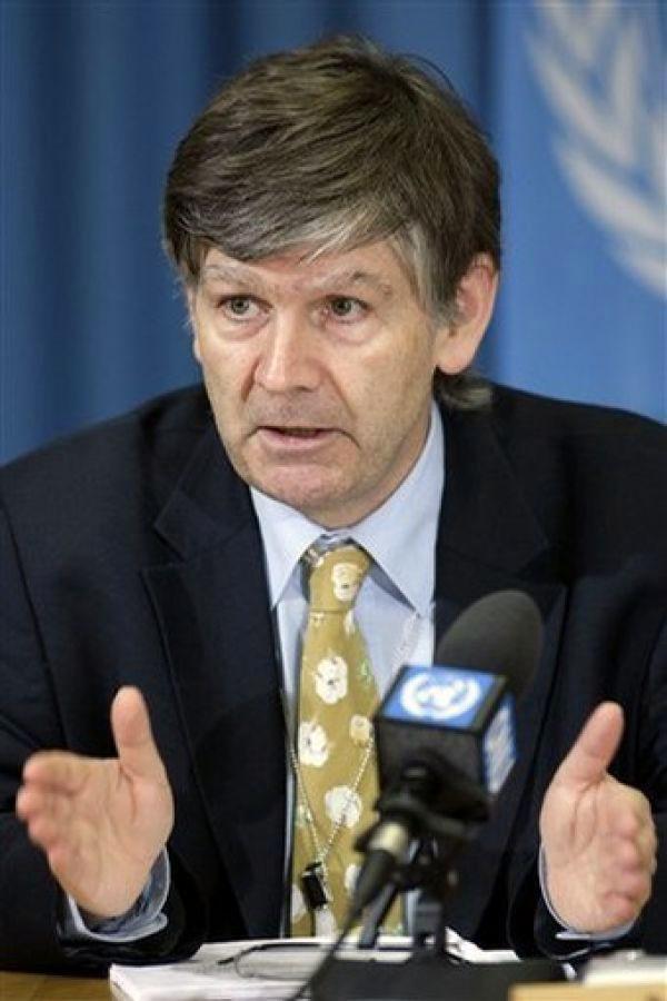 UN Walter Kalin