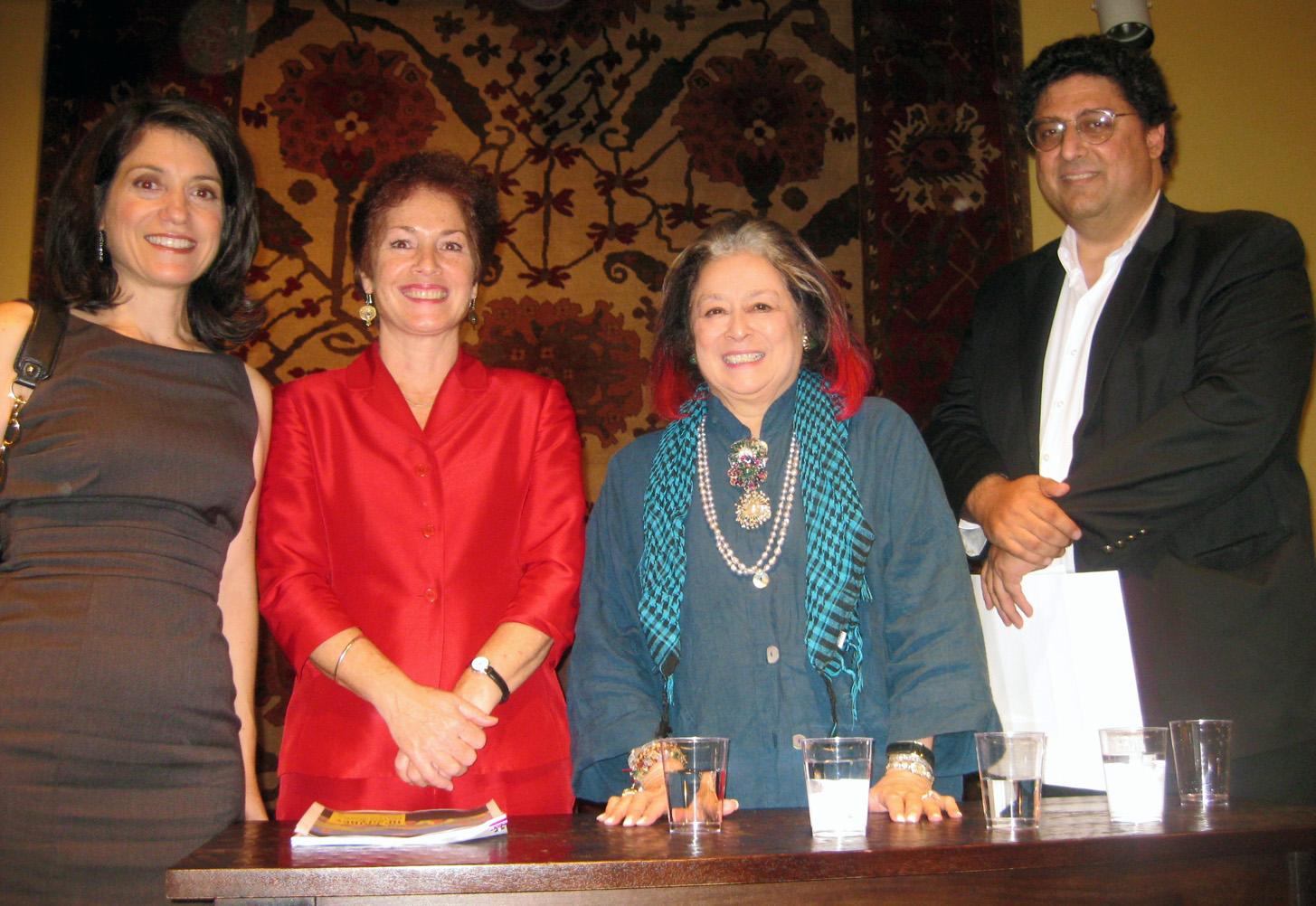 Aiwa Tufenkian Foundation Host Gathering On Women S