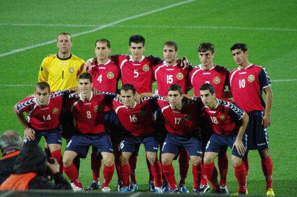Armenia Slovekia