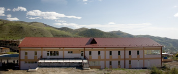 The Zangezur Regional Cardiological Center in Goris