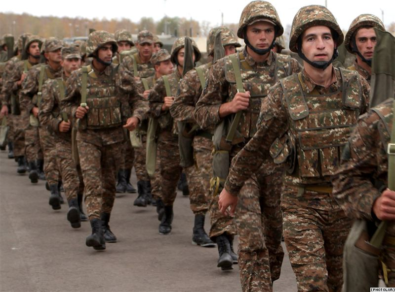 armenian-soldiers
