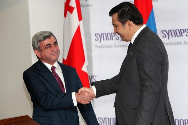 Sarkisian-Saakashvili2