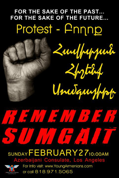 Sumgait_Protest