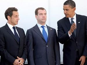 Obama-Sarkozy-Medvedev-300x225