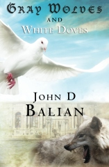 Gray Wolves and White Doves cover art