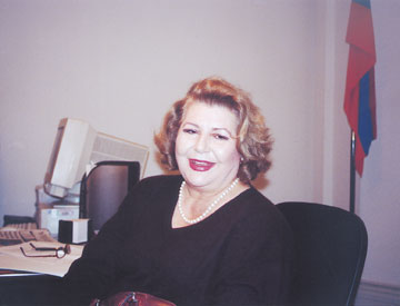 Odette Bazil