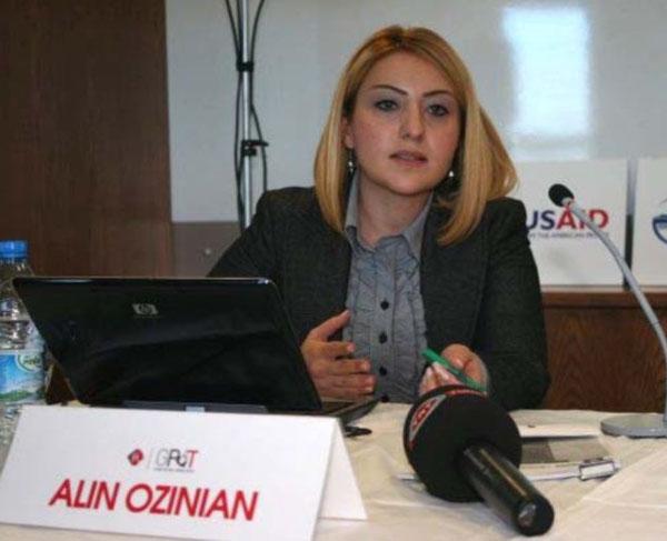 Alin Ozinian