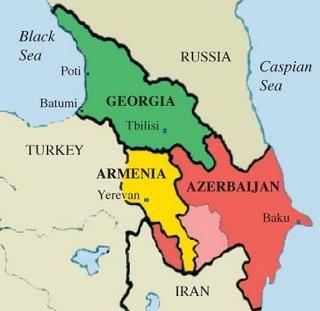 southcaucasusmap