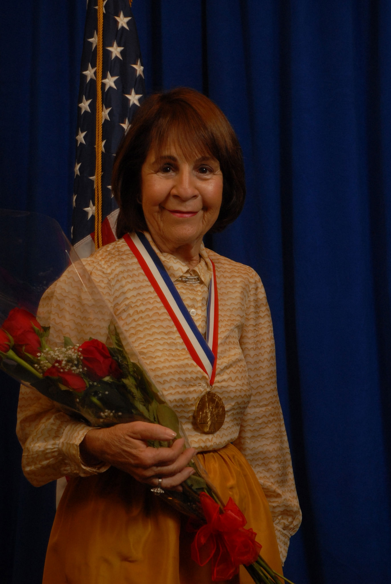 JPS Medal Portrait
