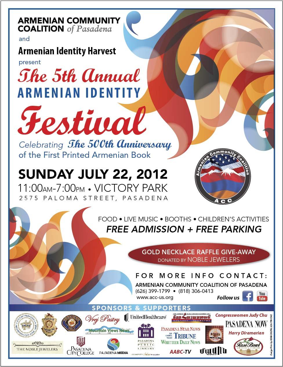 Festival flyer fb