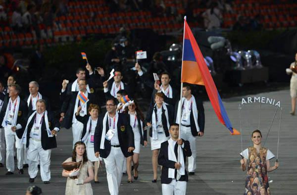 armeniaolympic2012opening
