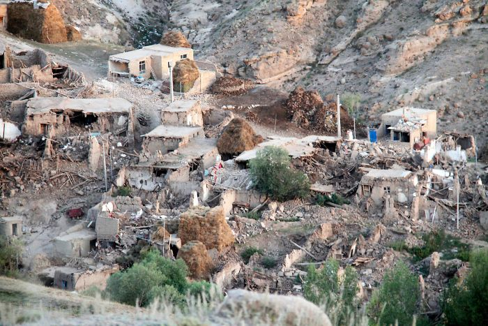 iranquake