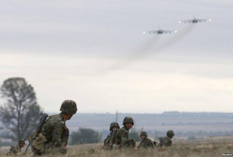 militaryexcercises