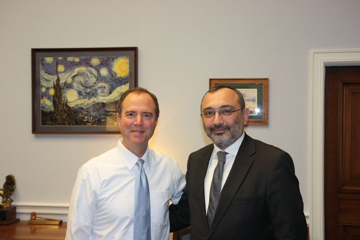 NK Foreign Minister and Schiff