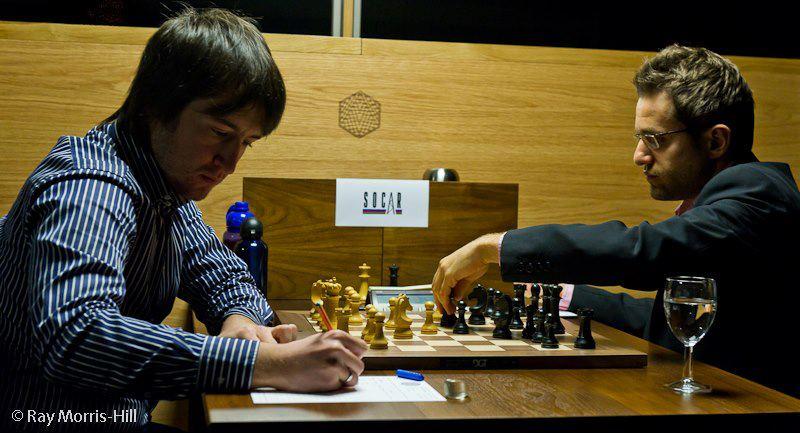 Aronian-Radjabov