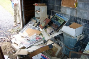 Pinajian house garage
