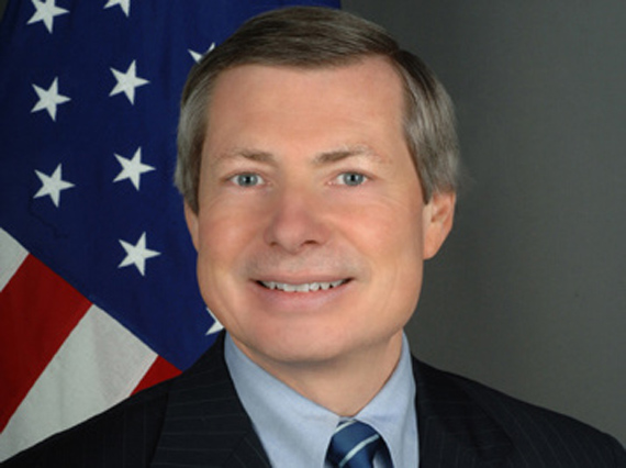 Ambassador James Warlick