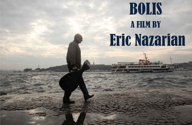 Flyer for Bolis A Film by Eric Nazarian September 26, 2013