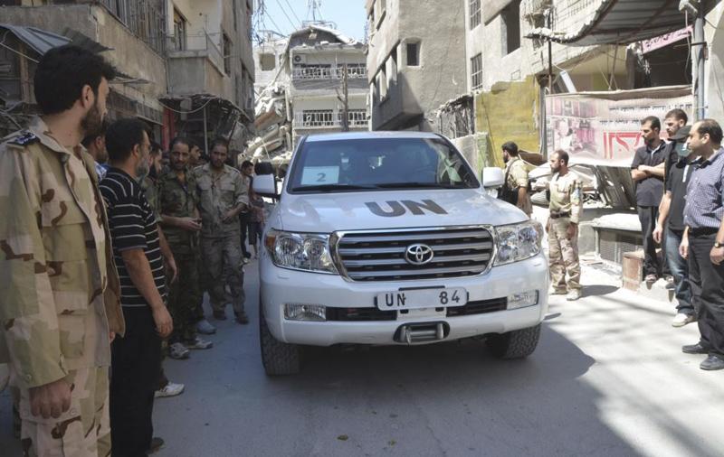 UN-Damascus