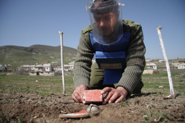Landmine Free Artsakh