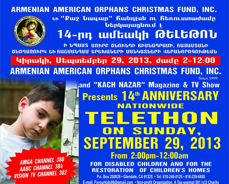 tele ton 2013 8x 11