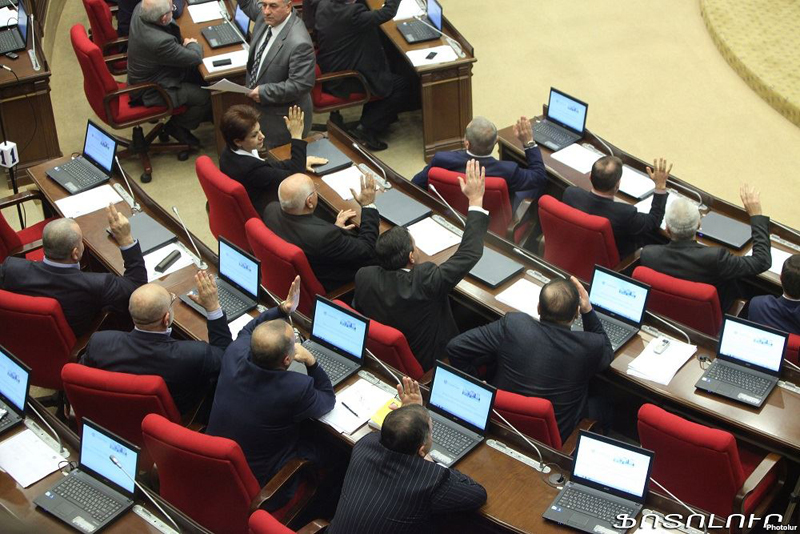 parliamentvote