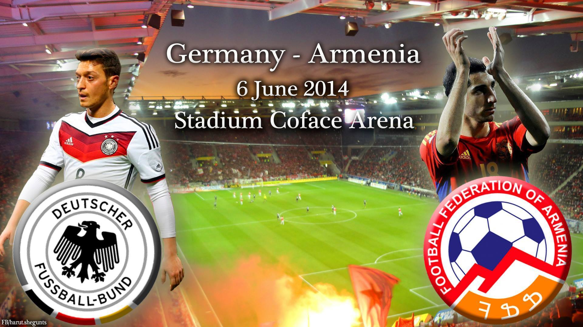 Germany-Armenia