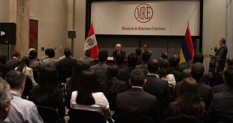 Minister-Nalbandian-Lima