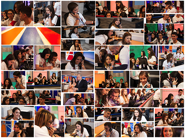 Telethon_Volunteer_Collage