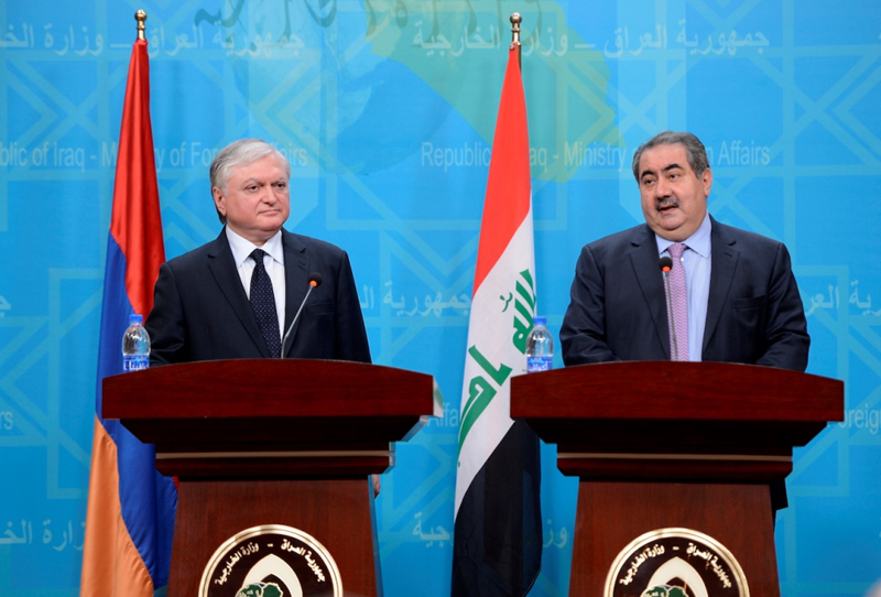 Armenian-and-Iraq-FMs-press-conference