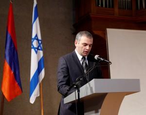 Director of Armenian Genocide Museum-Institute Hayk Demoyan
