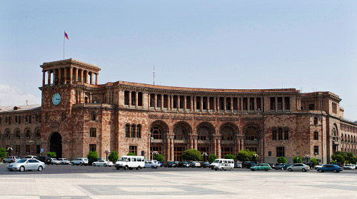 armenia-government-building