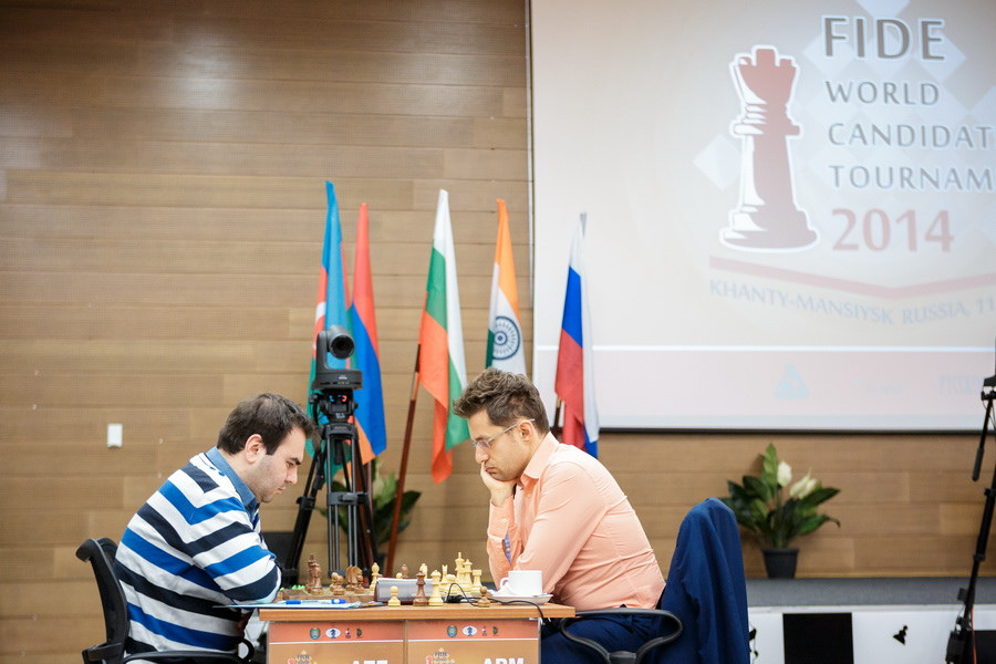 Aronian-Mammedyarov