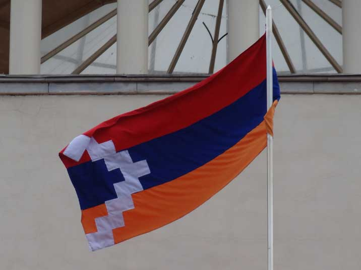 Karabakh-flag
