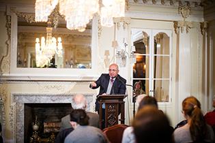 Ambassador Armen Baibourtian