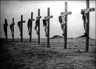 ArmenianWomenCrucified