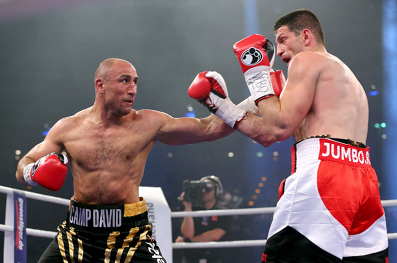 Arthur Abraham v Nikola Sjekloca - WBO Super Middleweight World Chammpionship