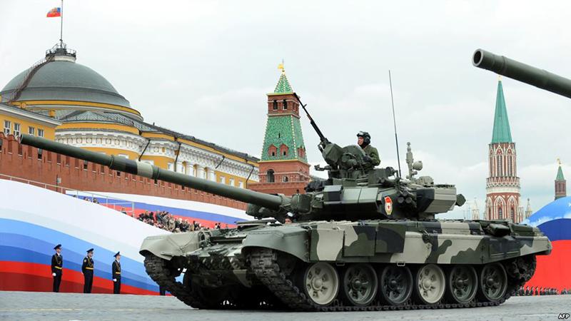 T-90Tank