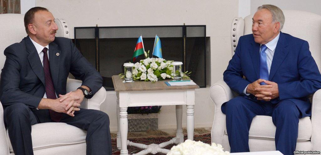 Aliyev-Nazarbayev