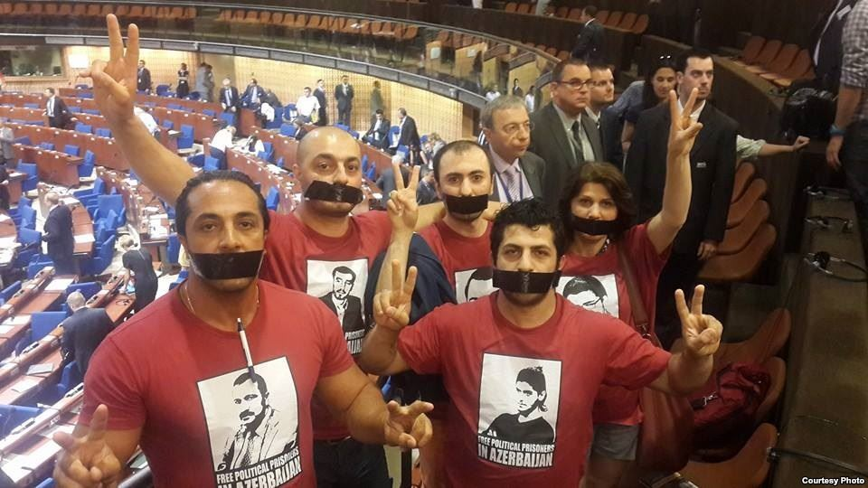 AzerbaijaniActivists
