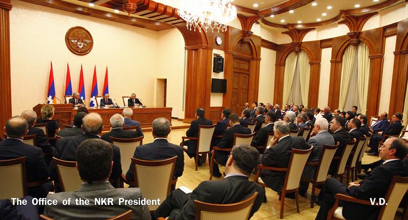 Bako-Sahakyan-RA-diplomats