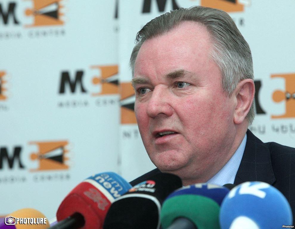 Ukrainian Ambassador Ivan Kukhta