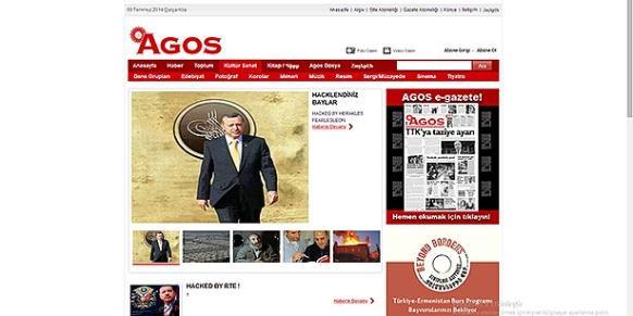 Agos-hacked