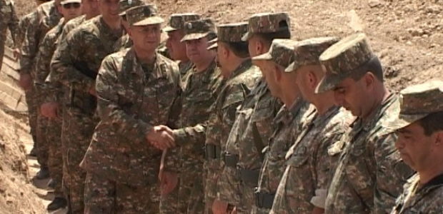KarabakhFrontlineVisit