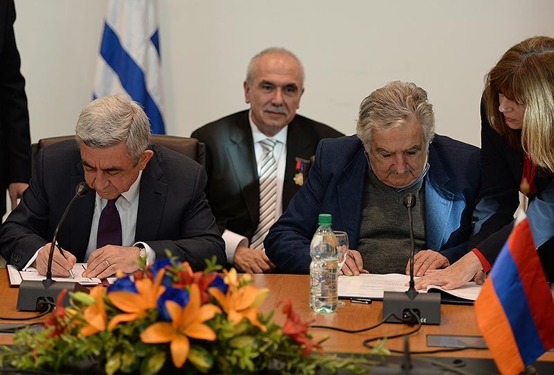 Serzh-Sargsyan-Uruguay-President
